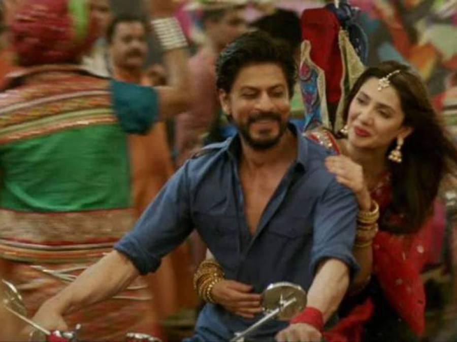 """پاکستانی اداکارہ ماہرہ خان کی بھارتی فلم """"رئیس """" مناظر 'کٹوتی' سے بال بال بچ گئی"""
