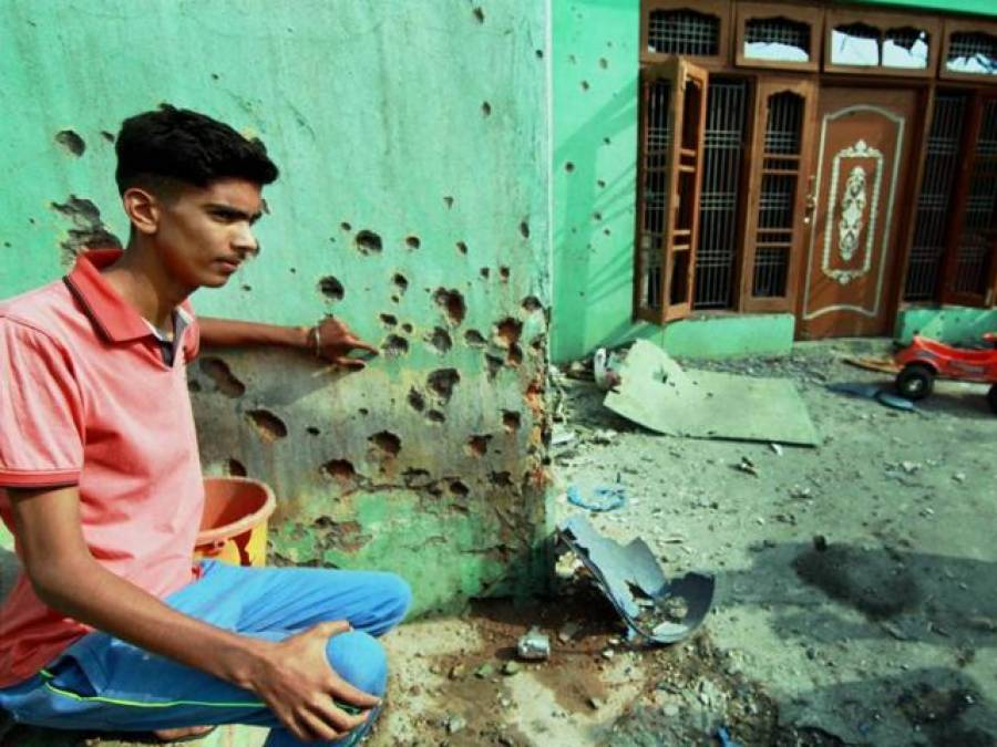 جماعۃ الدعوۃ نے کنٹرول لائن پر بھارتی جارحیت سے متاثرہ افرادکے لئے ملتان سے 40لاکھ روپے مالیت کا امدادی سامان روانہ کر دیا