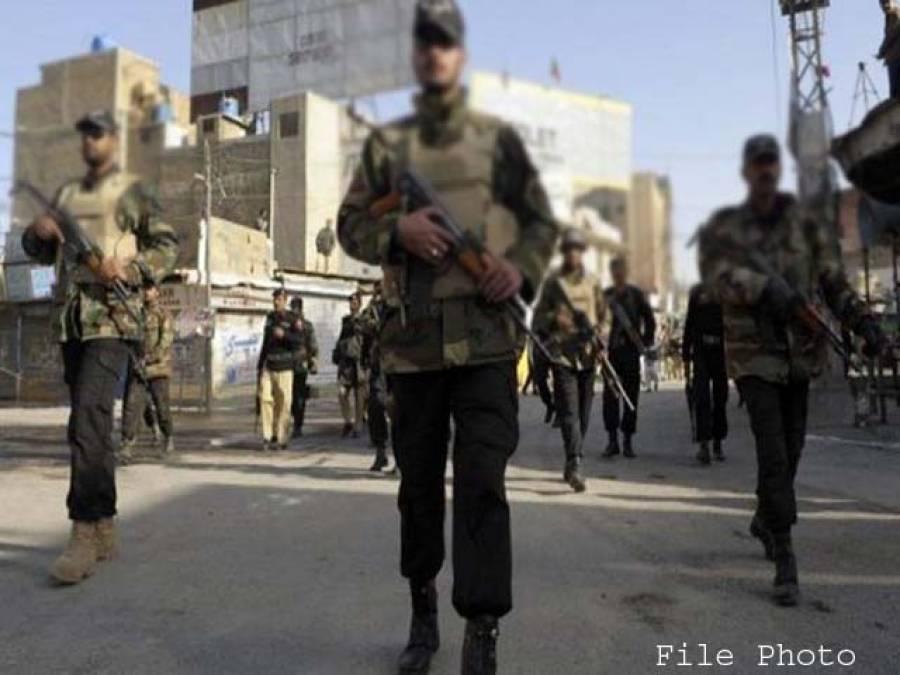 شیخوپورہ میں سی ٹی ڈی کی کارروائی،4 دہشت گرد ہلاک