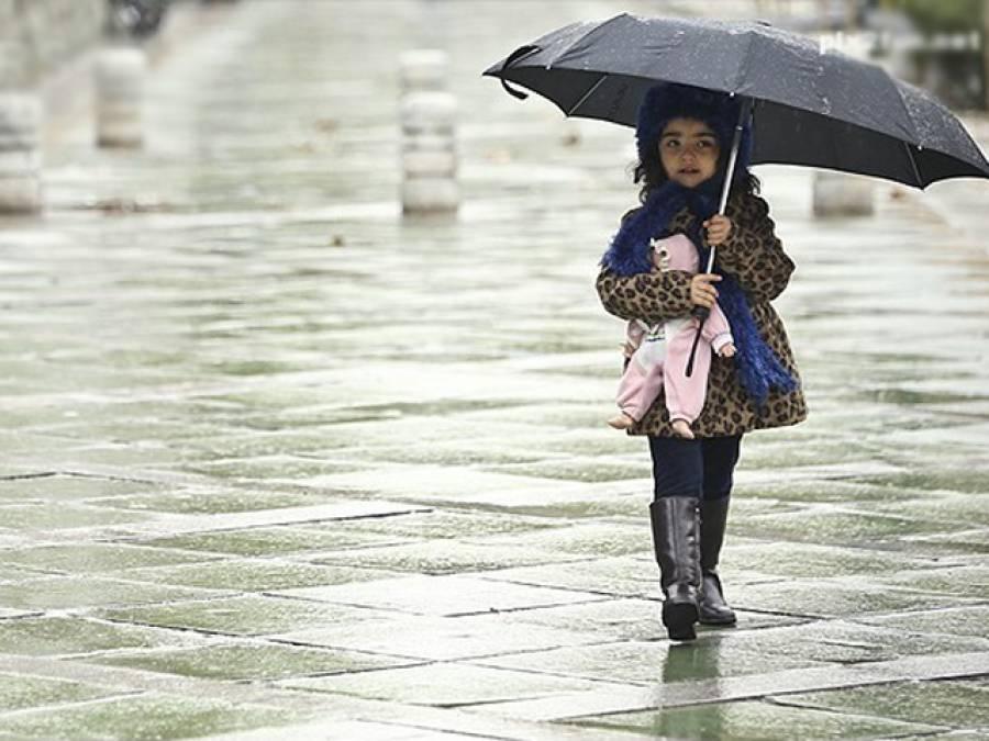 ہفتہ اور اتوار کے دوران شمالی علاقوں میں بارش کی امید ہے : محکمہ موسمیات