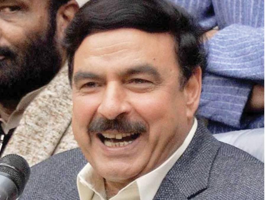 عابد شیر علی جیسے لوگ مالشیوں کی مانند ،ملک میں 2اصلی اپوزیشن لیڈرشیخ رشید اور عمران خان ہیں،باقی سب جھوٹے ہیں:شیخ رشید