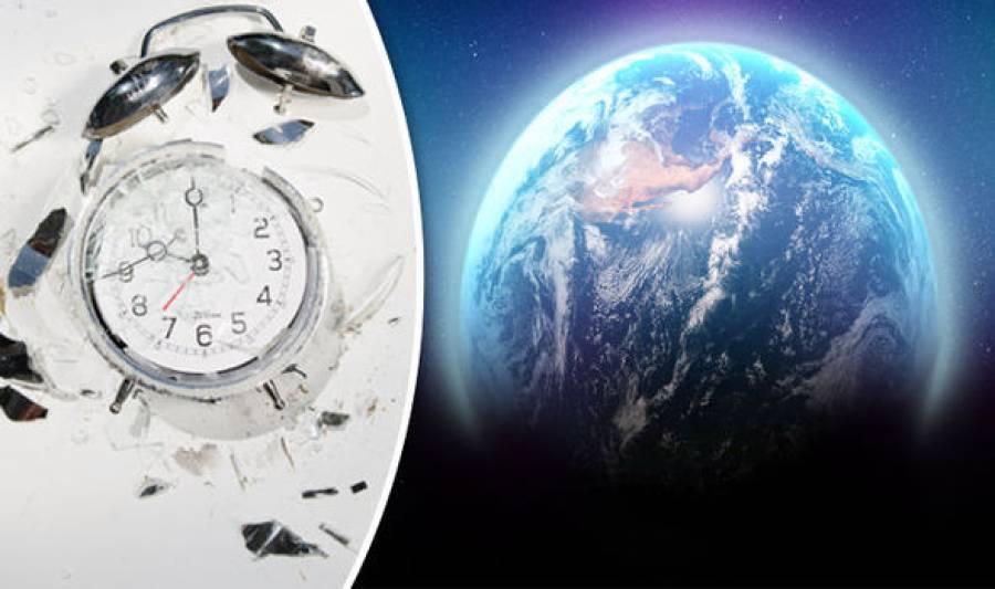 'مستقبل میں دن 24نہیں بلکہ 25 گھنٹے کا ہوگا کیونکہ۔۔۔' سائنسدانوں نے سب سے بڑی خبر سنادی
