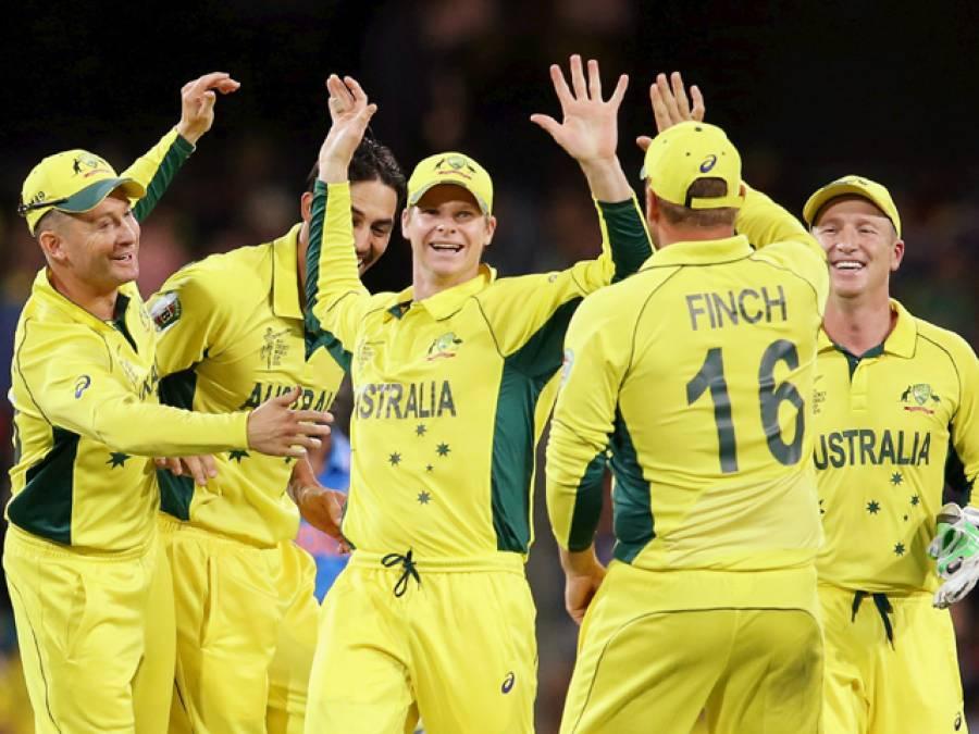آسٹریلیا نے پاکستان کیخلاف ون ڈے سیریز کیلئے 14رکنی سکواڈ کا اعلان کر دیا