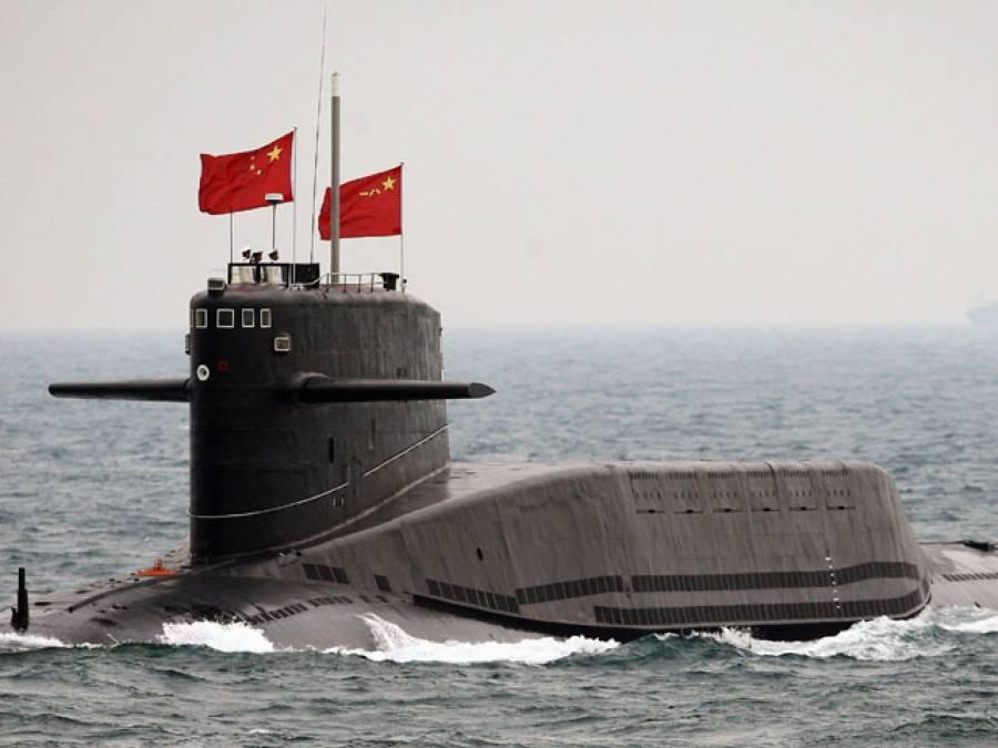 کراچی بندرگاہ پر چینی ایٹمی آبدوز تعینات ہے: بھارت کا دعویٰ