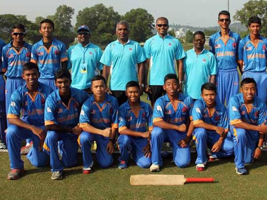 پاکستانیوں سے کھیل کے گر سیکھنے کیلئے اسلامی ملک ملائیشیاکی کرکٹ ٹیم لاہور پہنچ گئی