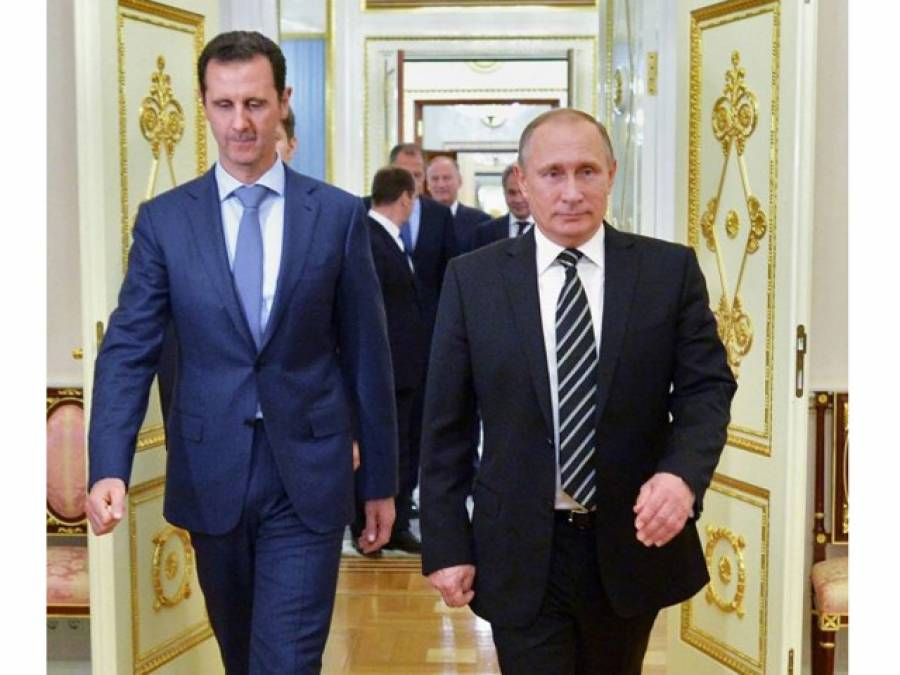 اسرائیلی سیٹلائٹ کو شام میں روس کی ایک ایسی چیز مل گئی کہ امریکہ کی رات کی نیندیں اڑ گئیں