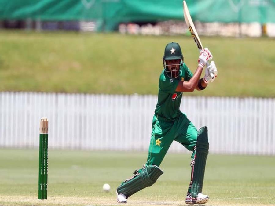 پاکستان نے وارم اپ میچ میں آسٹریلیا الیون کو 196 رنز سے شکست دیدی