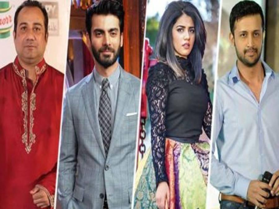 فلم فیئر ایوارڈز، 4 پاکستانی فنکار نامزد، نیا ریکارد قائم ہو گیا