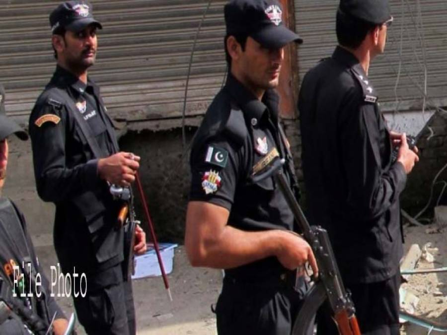 اینٹی کرپشن کاویسٹ سعید آباد پولیس ٹریننگ سنٹر پر چھاپہ ،افسران سے پوچھ