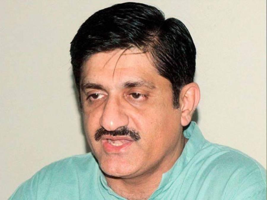 ریکارڈ ترقیاتی منصوبے مکمل کئے ، افتتاح کیلئے وقت نہیں ، وزیر اعلی سندھ