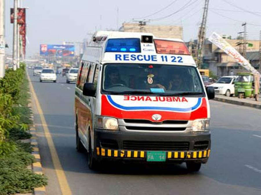 کوئٹہ میں سمنگلی روڈ پر سلنڈر دھماکا ، میاں بیوی زخمی