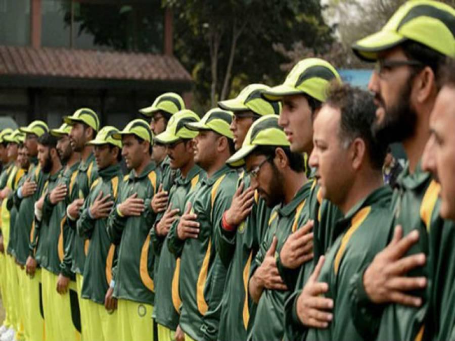 پاکستان بلائنڈ کرکٹ ٹیم کی بھارت روانگی،میزبان کی طرف سے سکیورٹی کی یقین دہانی کرائی گئی ہے:ڈائریکٹر ٹیم آصف عظم