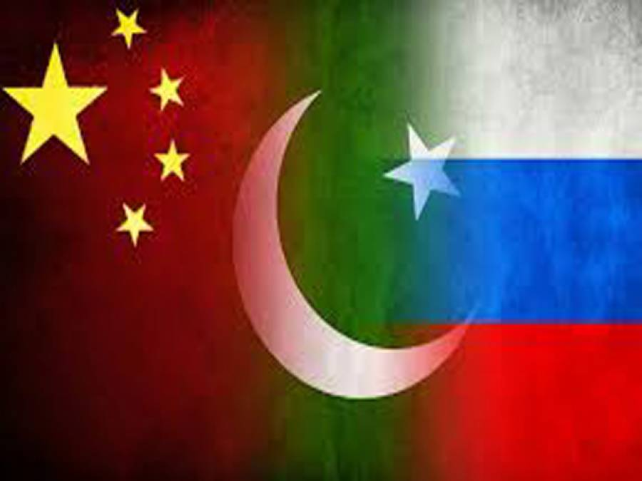 ایران نے پاکستان ،چین اور روس کے اتحاد میں شمولیت کا اشارہ دے دیا