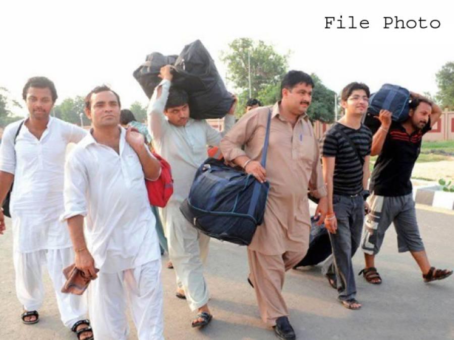 سعودی عرب اور یونان سے 216 پاکستانی ڈی پورٹ