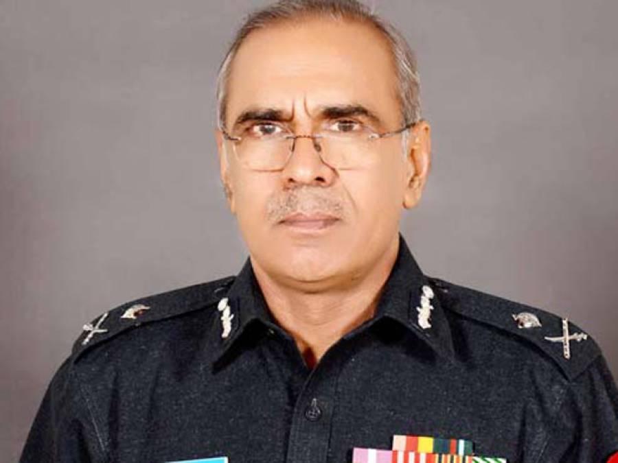 آئی جی پنجاب مشتاق احمد سکھیرا نے پو لیس افسران اور جوانوں کو حفاظتی تدابیر اختیار کرنے کے لئے مراسلہ جا ری کردیا
