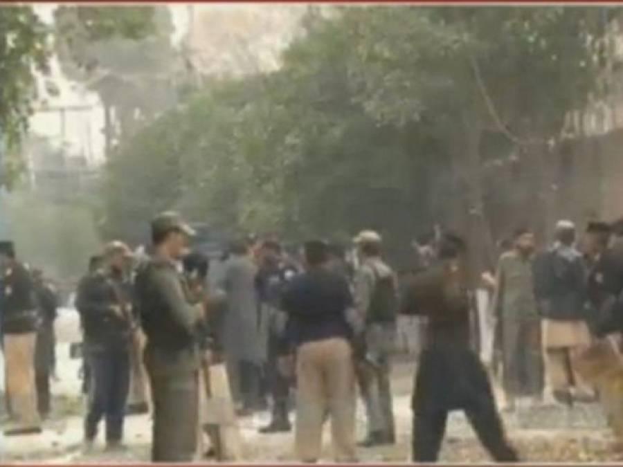 پشاور خودکش حملے کا مراسلہ تیار ، حملہ آور کی عمر 16سے 17سال تھی