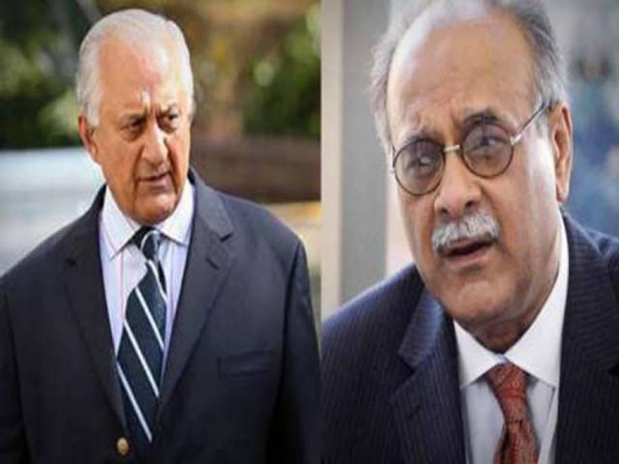 نجم سیٹھی اور چیئرمین پی سی بی کیخلاف درخواست،اسلام آباد ہائیکورٹ نے پی سی بی اور وفاق کو نوٹس جاری کردیا