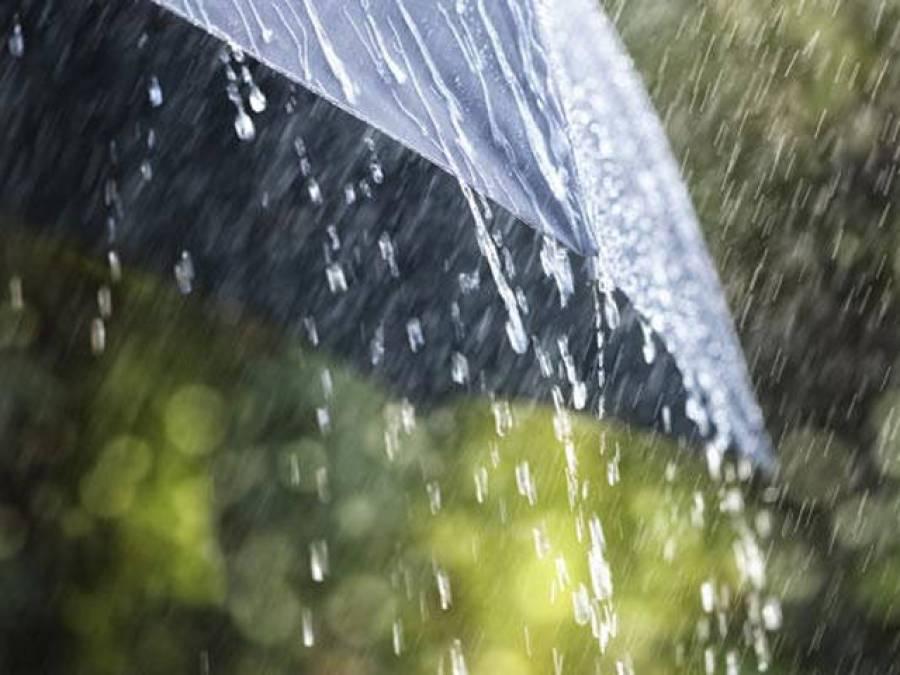 رواں ہفتے ملک کے بیشتر علاقوں میں بارش، پہاڑوں پر برفباری کی توقع ہے: فورکاسٹنگ آفیسر غلام مرتضیٰ