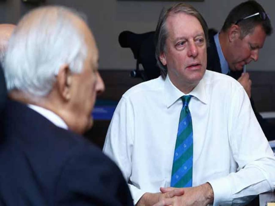 پاکستان دشمن قوتوں کو شکست دینے کے لیے فائنل ہر صورت لاہور میں ہی ہونا چاہیے،جائلز کلارک کا پی سی بی کو خط