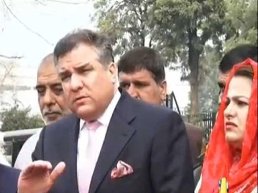 عمران خان عدالت میں لگائے گئے الزامات کے ثبوت پیش نہیں کر سکے:دانیال عزیز