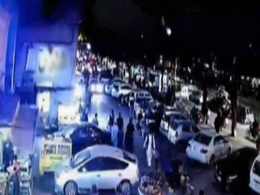 لاہور مال روڈ دھماکے میں ملوث کالعدم تنظیم کے کمانڈر کی نشاندہی ہوگئی