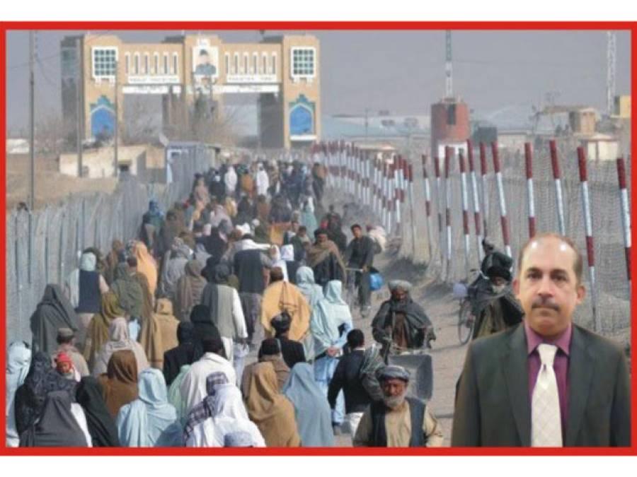 افغان مہاجرین یا پاکستان ۔۔۔ سکون اور امن کی ترجیحات