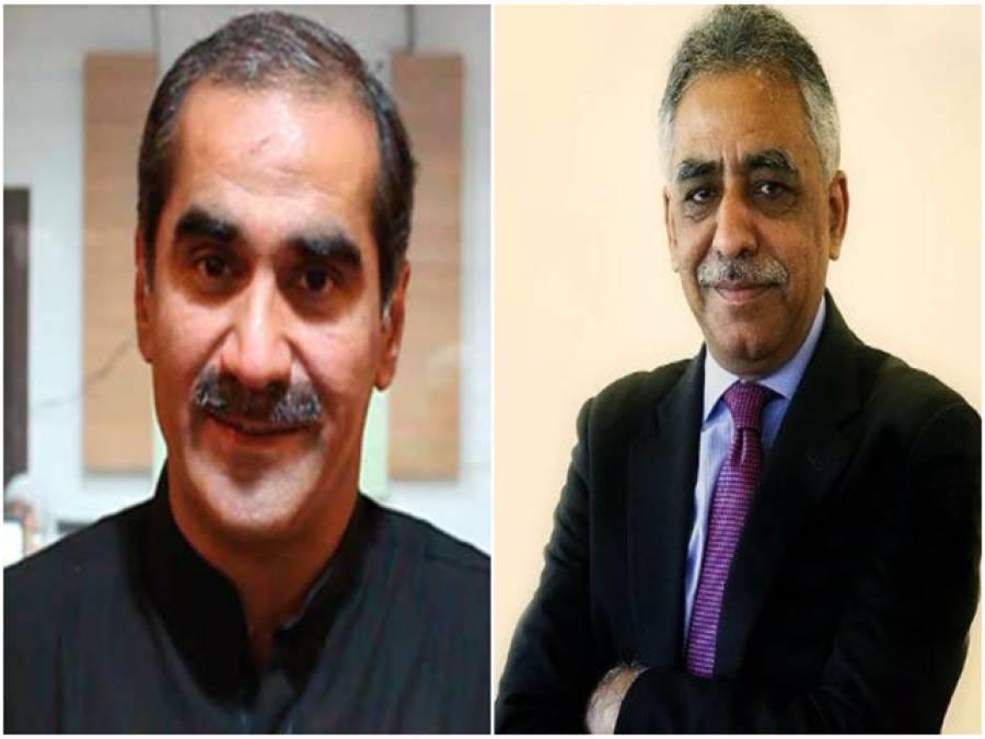 گورنرسندھ محمد زبیر کی سعد رفیق سے ملاقات،کراچی سرکلرریلوے سے متعلق اہم امور پر گفتگو