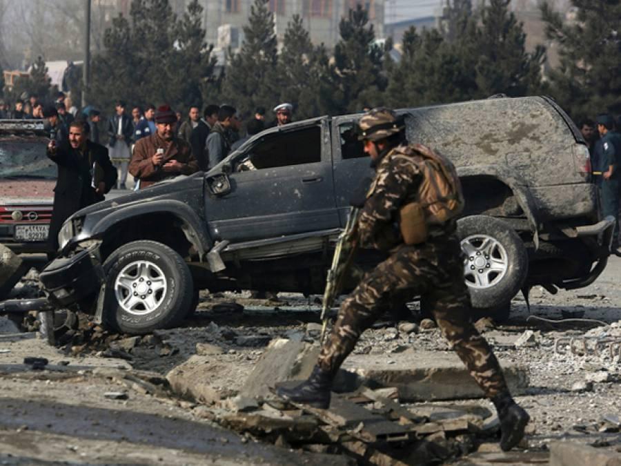 عراقی دارلحکومت میں 72گھنٹوں کے دوران تیسرا بڑا دھماکہ ،48افراد جاں بحق ، درجنوں زخمی