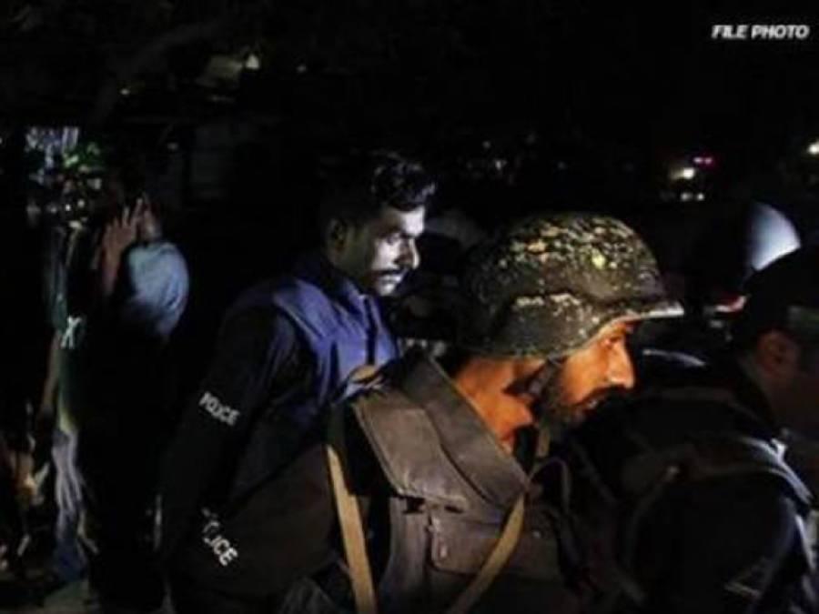 سی ٹی ڈی کی ایبٹ آباد میں کارروائی ، دہشتگردی کا بڑا منصوبہ ناکام بنا دیا، ایک ملزم گرفتار