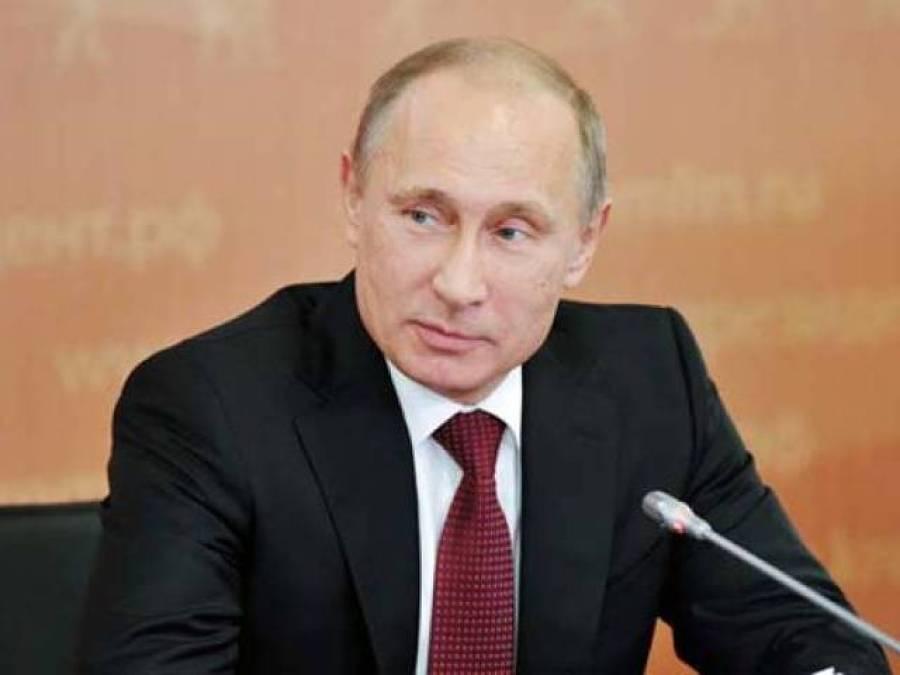 روسی صدر کی پاکستان میں حالیہ بم دھماکوں کی شدید مذمت، دہشت گردی کے خلاف دونوں ممالک کے مابین تعاون قائم کرنے پرآمادگی کا اظہار