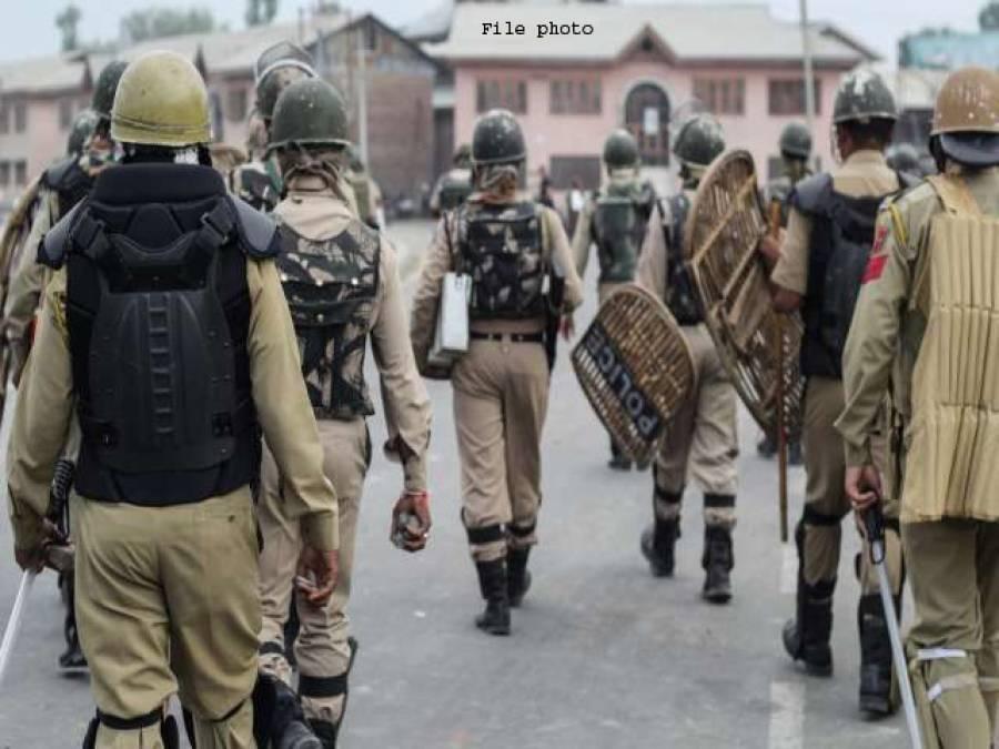 پلوامہ میں شہریوں کی مزاحمت پر بھارتی فوج کامحاصرہ ختم ،فورسز اہلکار فرار ہو گئے