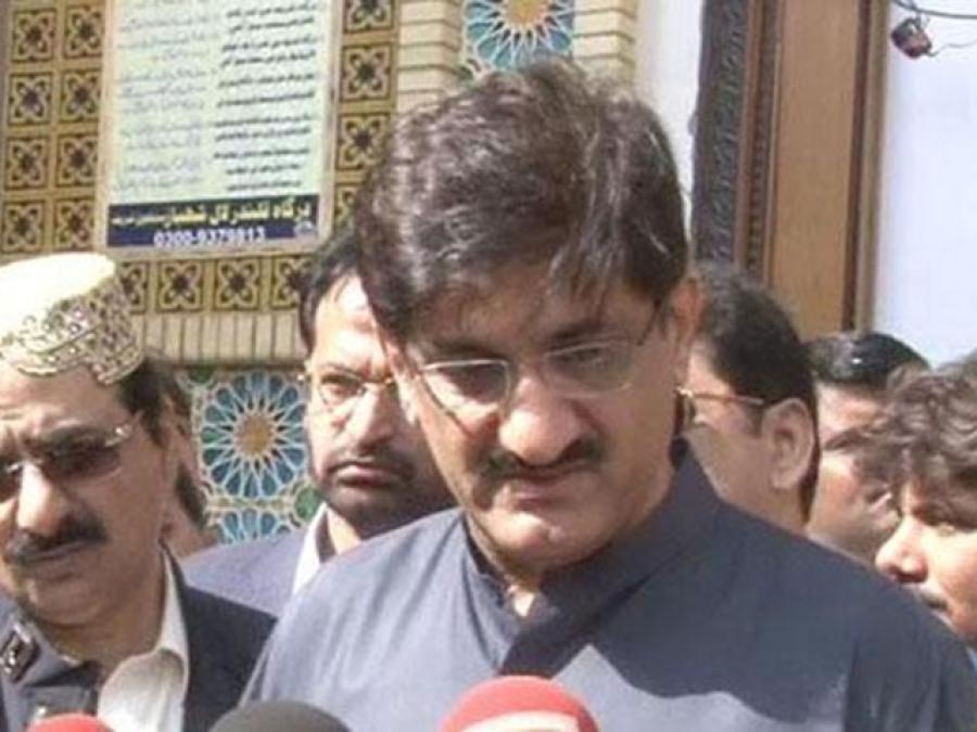 شہدا کے جسمانی اعضا کی بے حرمتی کرنے والوں کو سزا ملے گی : مراد علی شاہ