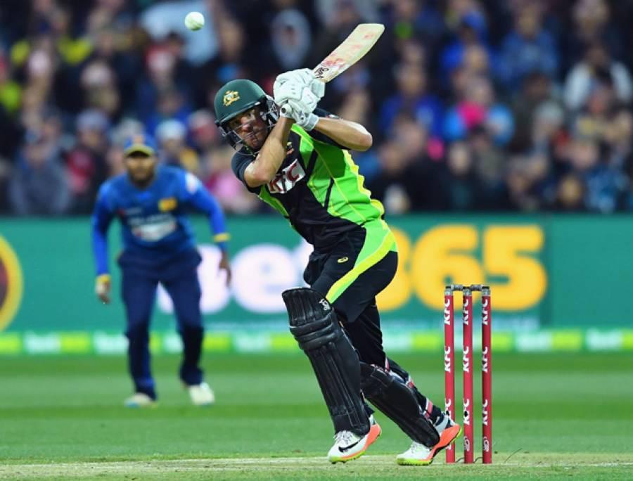 سری لنکا نے دوسرے ٹی ٹوینٹی میں آسٹریلیا کو دو وکٹوں سے شکست دیدی