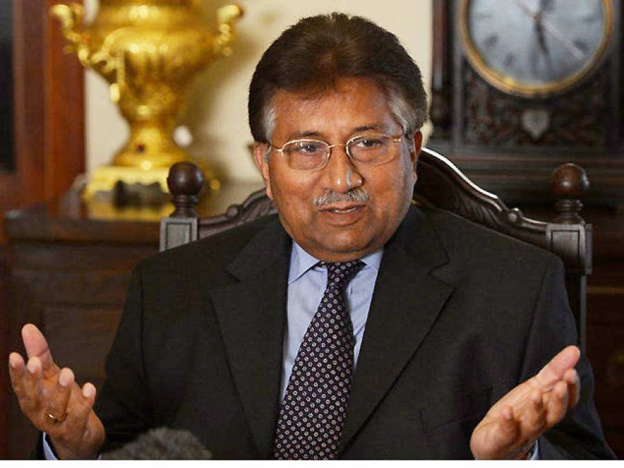 درگاہوں پر حملہ کرنے والوں کا کوئی مذہب نہیں ہوتا:پرویز مشرف