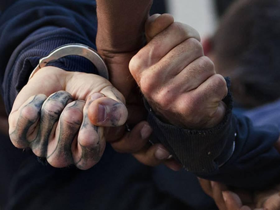 علامہ اقبال ایئر پورٹ کی بیرونی دیوار پھلانگنے کی کوشش کرنیوالے 2مشکوک افراد گرفتار