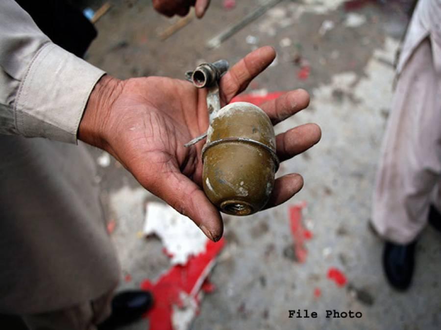 حیدرآباد کے علاقے نیاپل پر زوردار دھماکہ ،چار بچوں سمیت ایک درجن افراد زخمی