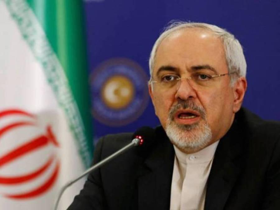 امریکہ دھمکیاں بند کرے، ایران ڈرنے والا نہیں،جواد ظریف