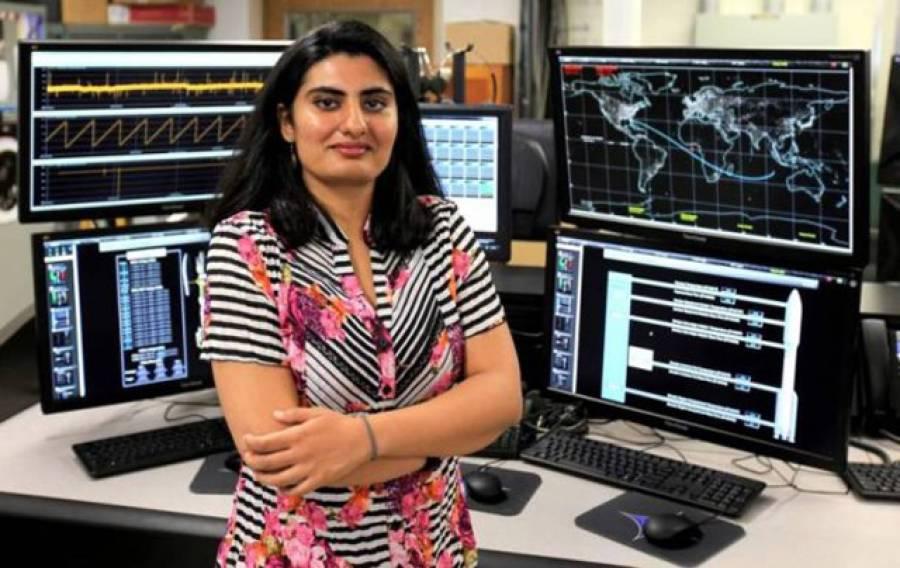 ناسا کی انجینئر پاکستانی لڑکی حبارحمانی جس نے پوری دنیا میں قوم کا سرفخر سے بلند کردیا