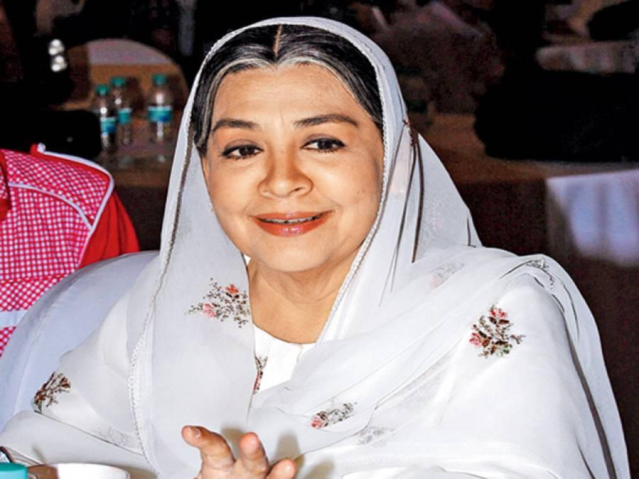 بھارتی مسلمان اداکارہ فریدہ جلال کے انتقال کی خبر جھوٹی نکلی