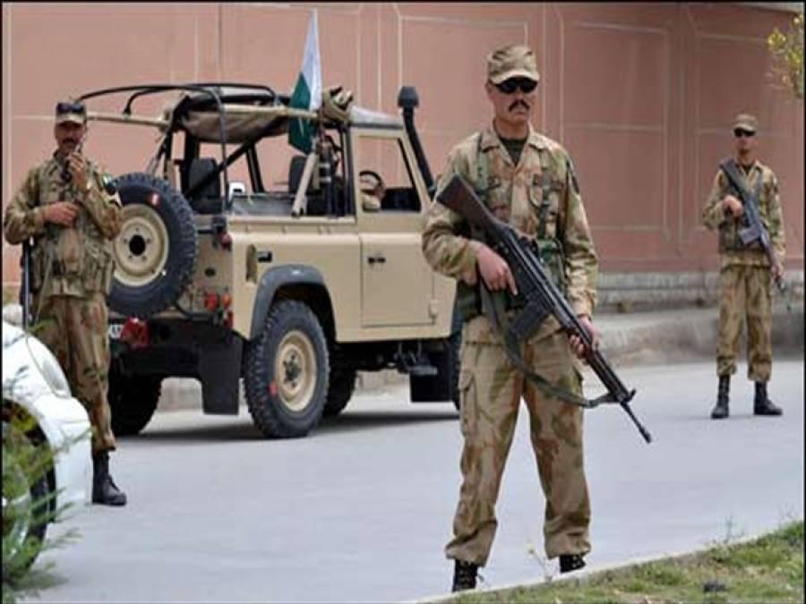 لاہور میں پی ایس ایل فائنل کیلئے پاک فوج اور رینجرز کے جوانوں کی تعینانی زیر غور