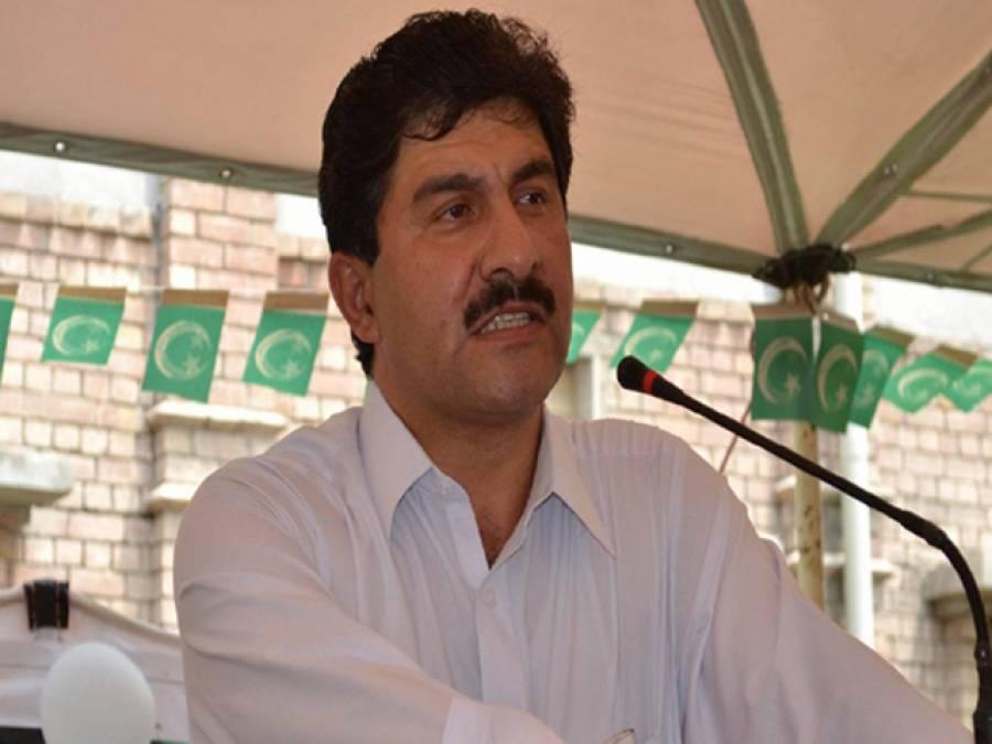 حلقے میں اتحادیوں کی مداخلت، پی ٹی آئی کے ایم پی اے محمود جان مستعفی