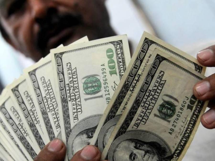 ڈالر کی قدر میں 5 پیسے کا اضافہ ، 107 روپے 70 پیسے کا ہوگیا