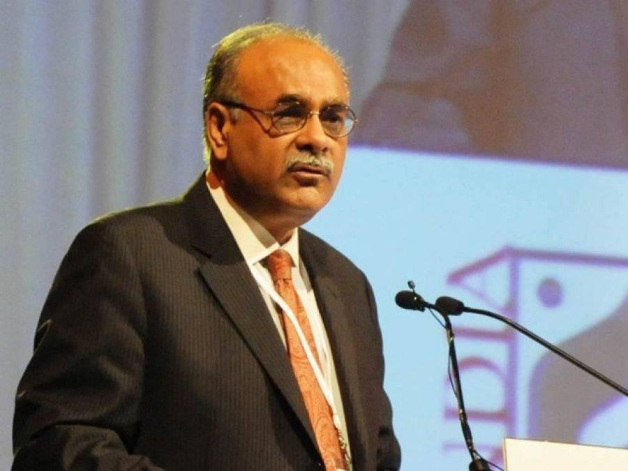پی ایس ایل فائنل کی ٹکٹوں کی فروخت 25فروری سے شروع ہو گی :نجم سیٹھی