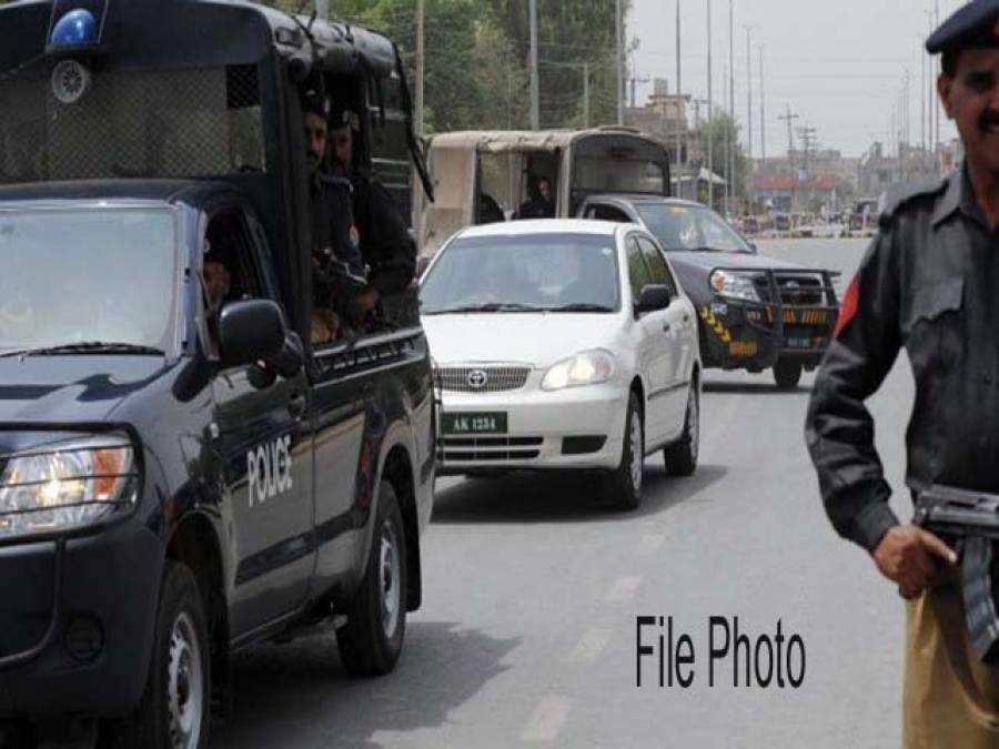 سیکیورٹی خدشات ،ججوں کی نقل و حرکت محدود ،حفاظتی عملہ کی تعداد دو گنا کردی گئی