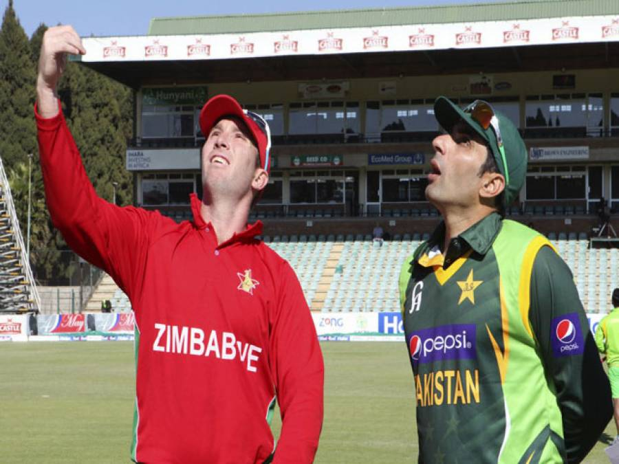 حکومت نے زمبابوے کرکٹ ٹیم کو دورہ پاکستان کی باضابطہ دعوت دیدی