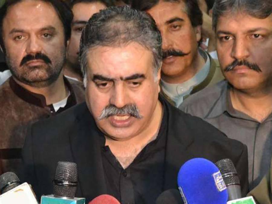 حکومت بلوچستان کے مسائل کو ترجیحی بنیادوں پر حل کرنے کیلئے سنجیدگی کے ساتھ اقدامات اٹھا رہی ہے :ثناء اللہ زہری