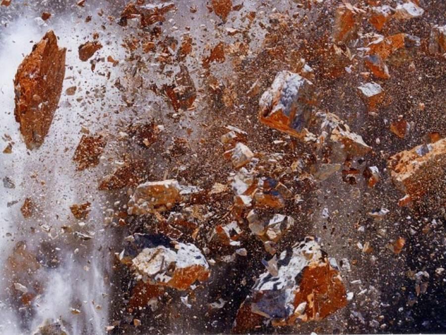 خیبر ایجنسی ؛ جانی خیل باڑہ میں گرلز سکول کے قریب زور دار دھماکا