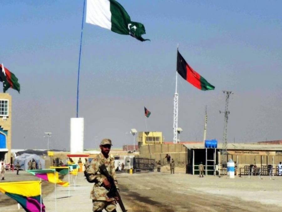 دہشت گردی، سمگلنگ: پاکستان نے افغان سرحد پر باڑ لگانا شروع کر دی