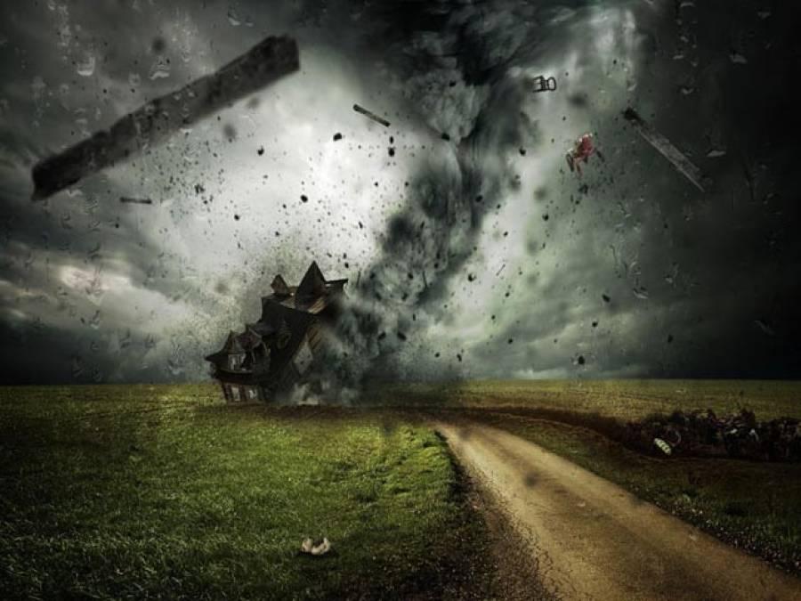 سوشل میڈیا کی مدد سے ممکنہ طوفان یا سیلاب کی پیشگوئی کرنے والا 'الگورتھم 'ایجاد کر لیا گیا