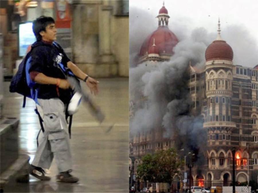 ممبئی حملے، اجمل قصاب کو کھٹمنڈو سے بھارتی اداروں نے اغواءکیا،اسے شناخت نہ کرنیوالی خاتون پر بھی مقدمہ بنادیاگیا: بھارتی پولیس افسر کا انکشاف